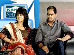 Anushka Shetty with her ex-boyfriend Krish