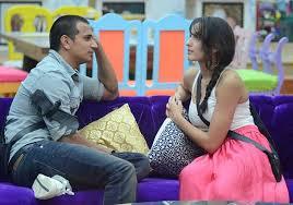 Nora Fatehi with her ex-boyfriend Prince