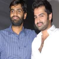 Ram Pothineni with his brother