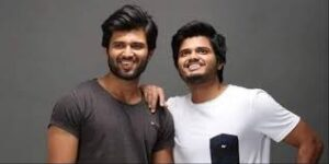 Vijay Devarakonda with his brother