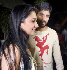 Kiara Advani with her boyfriend