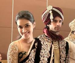Kriti Sanon with her ex-boyfriend Gaurav