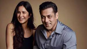 Salman Khan with his ex-girlfriend Katrina