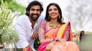 Rana Daggubati with his wife Miheeka
