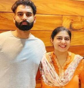 Parmish Verma with his sister