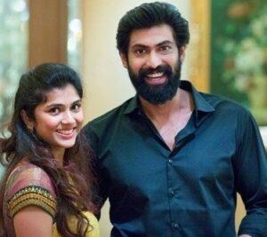 Rana Daggubati with his sister