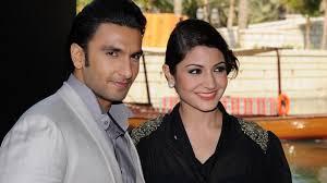 Anushka Sharma with her ex-boyfriend Ranveer