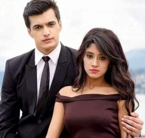 Shivangi Joshi with her boyfriend