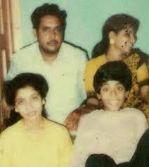 Sabyasachi Satpathy with his family