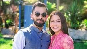 Anushka Sharma with her husband Virat