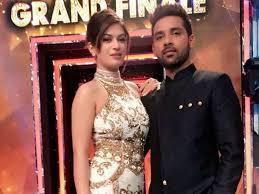 Puneesh Sharma with his ex-girlfriend