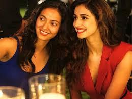 Disha Patani with her sister