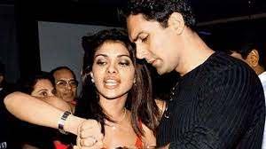Priyanka Chopra with her ex-boyfriend Aseem