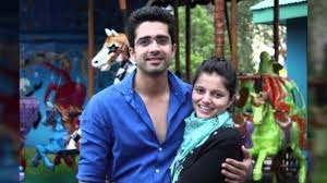 Rubina Dilaik with her ex-boyfriend Avinash