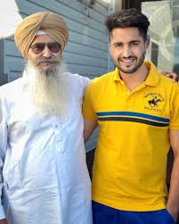 Jassi Gill with his father