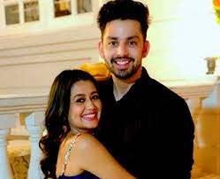 Neha Kakkar with her ex-boyfriend Himansh