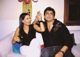 Shweta Tiwari with her ex-husband Raja