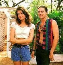 Aishwarya Rai with her ex-boyfriend Rajeev