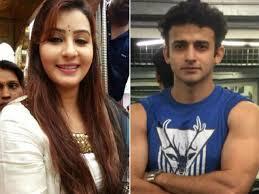Shilpa Shinde & Romil Raj