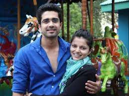 Avinash Sachdev with his ex-girlfriend Rubina