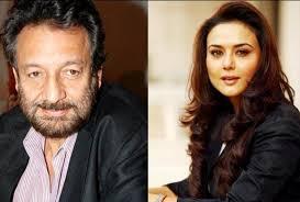 Preity Zinta & Shekhar Kapoor