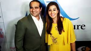 Shilpa Shinde with her brother