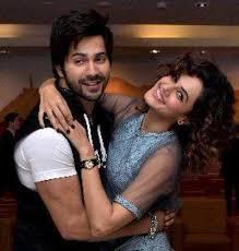 Varun Dhawan with his ex-girlfriend Taapsee