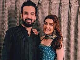 Gautam Kitchlu with his wife