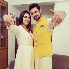 Vivek Dahiya with his sister