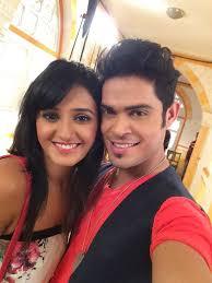 Shakti Mohan with her boyfriend