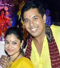 Sumona Chakravarti with her boyfriend