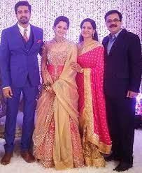 Avinash Sachdev with his family