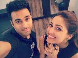 Yami Gautam with her boyfriend