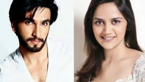 Ranveer Singh & Ahana Deol