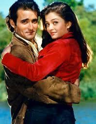 Akshaye Khanna with his ex-girlfriend Aishwarya
