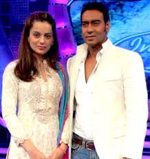 Kangana Ranaut with her ex-boyfriend Ajay