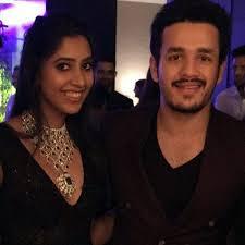 Shriya Bhupal with her ex-husband Akhil