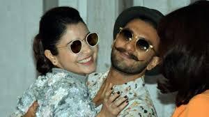 Ranveer Singh with his wife ex-girlfriend Anushka