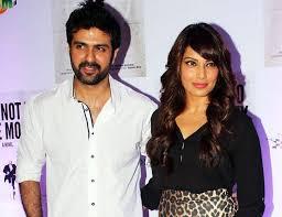 Bipasha Basu with her ex-boyfriend Harman