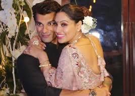 Bipasha Basu with her husband Karan