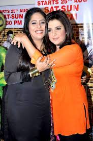 Geeta Kapur with her second-mother