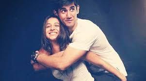 Varun Sood with his ex-girlfriend Benafsha