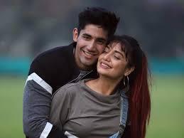 Varun Sood with his girlfriend Divya