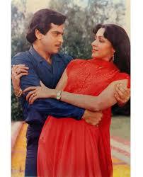 Hema Malini with her ex-boyfriend Jeetendra