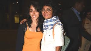 Ira Khan with her step-mother
