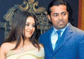 Mahima Chaudhry with her boyfriend Leander