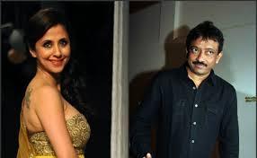 Urmila Matondkar & Ram Gopal Varma