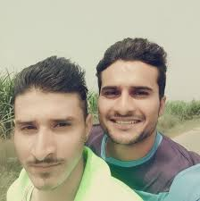 Sandeep Narwal with his brother Ravinder