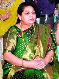 Akhilesh Yadav's step-mother