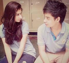 Rabia Sidhu with her boyfriend